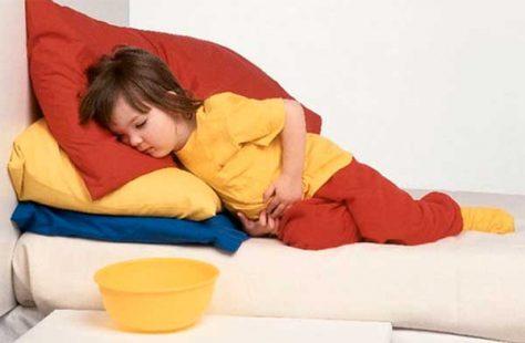Отравление у ребенка: что делать, причины и симптомы