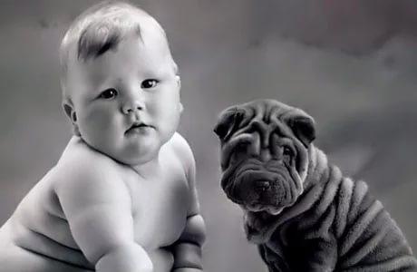 Лишний вес у младенцев повышает риск возникновения ожирения и различных заболеваний