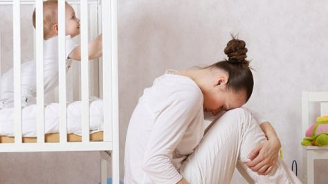 Женщины не обращаются к врачу с послеродовой депрессией, чтобы их не назвали плохими матерями