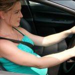 Беременность и вождение