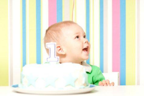 Как отметить первый день рождения малыша?