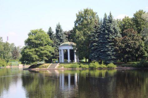 Парки Санкт-Петербурга. Приморский парк Победы