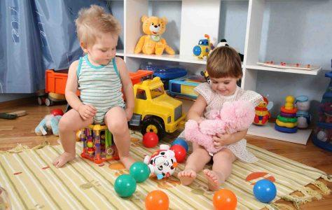 Игры для ребенка до 3-х лет