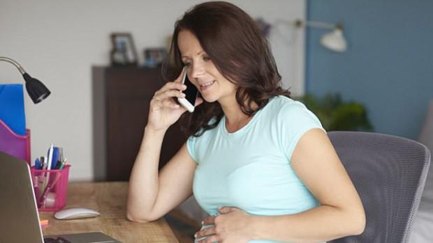 Использование мобильных телефонов во время беременности приводит к рождению гиперактивных детей