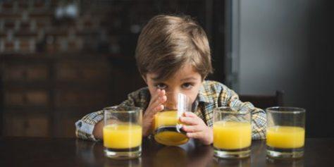 Как фруктовый сок влияет на уровень сахара в крови