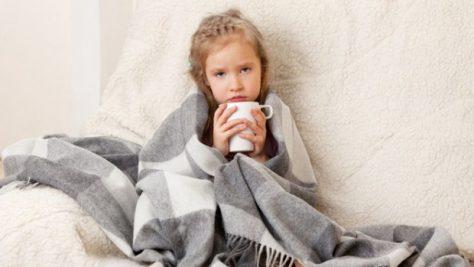 Пробиотические йогурты могут предотвратить простуду у детей