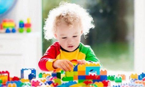 Старые пластмассовые игрушки очень опасны для детей