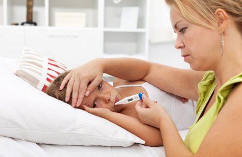 Как отличить грипп от других болезней у детей