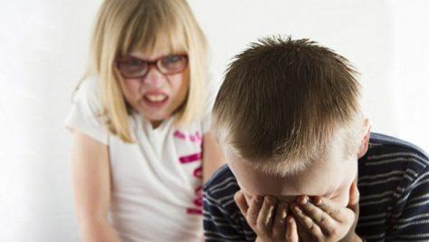 Дети, подвергавшиеся издевательствам со стороны братьев и сестер, чаще страдают от шизофрении
