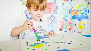 Как развить творчество и креативность у ребёнка?