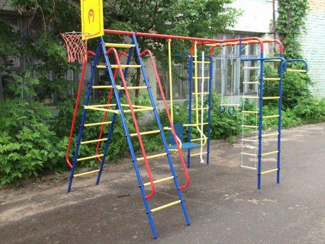 Детские спортивные площадки