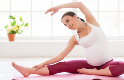 Спорт помогает беременным рожать быстрее