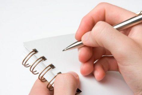 Зеркальный почерк – причины и как помочь человеку?