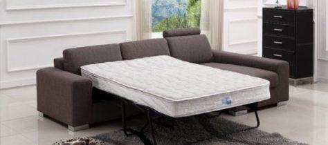 Комфортный сон даже на раскладном диване