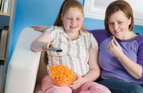 Самые маленькие жертвы ожирения чаще страдают от опасной болезни печени