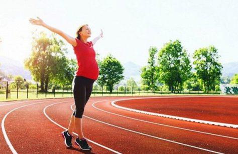 Занятия бегом во время беременности безопасны все 9 месяцев