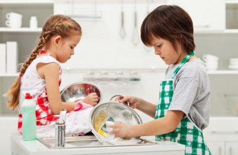 Учёные: полная чистота в доме грозит малышу смертельным недугом