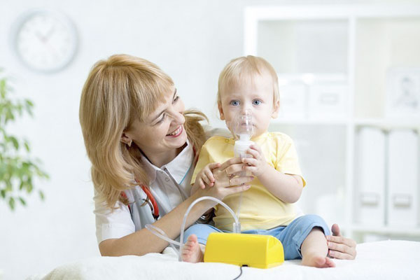 Как выбрать небулайзер для ребенка?