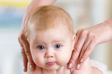 Массаж для новорожденного