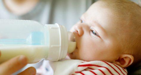 Ученые: соевые смеси смертельно опасны для детей