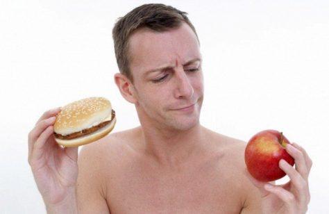 Здоровье будущих детей зависит от питания их отцов