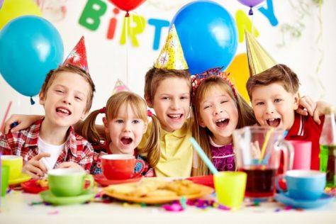 Занимательные детские праздники с компанией «Е-Праздник»