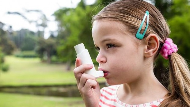 Дети с астмой часто страдают от ожирения