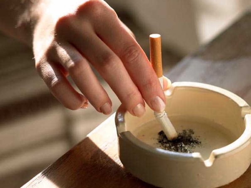 Дети курильщиц чаще подвержены косоглазию