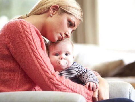 Мамы мальчиков страдают от послеродовой депрессии на 79 процентов чаще