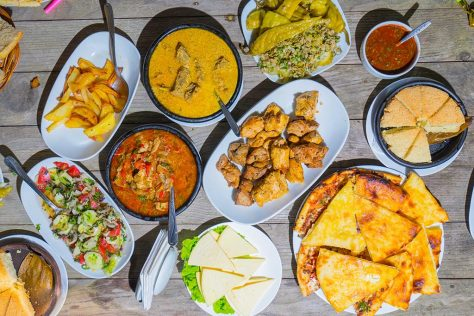 Уникальность национальных кухонь мира