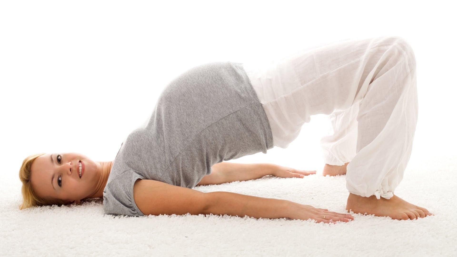 Гимнастика для будущей мамы: безопасно и аккуратно