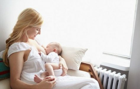 Грудное молоко сделает ребенка более послушным