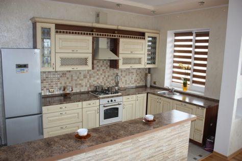 Кухня в нашем доме
