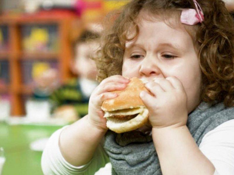 Ожирение и диабет атакуют российских детей