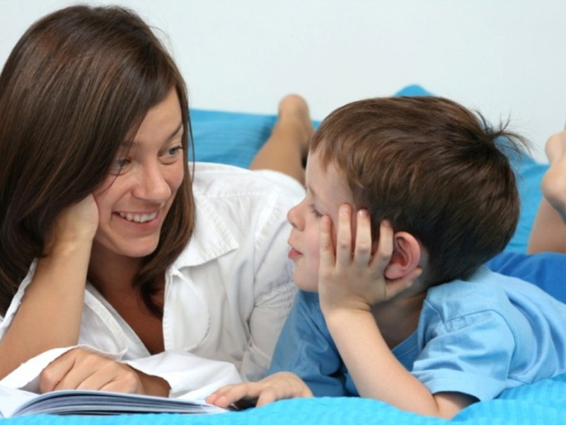 Самые лучшие способы уложить ребенка спать вечером