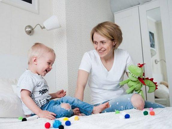 У хороших мам бывают более добрые дети