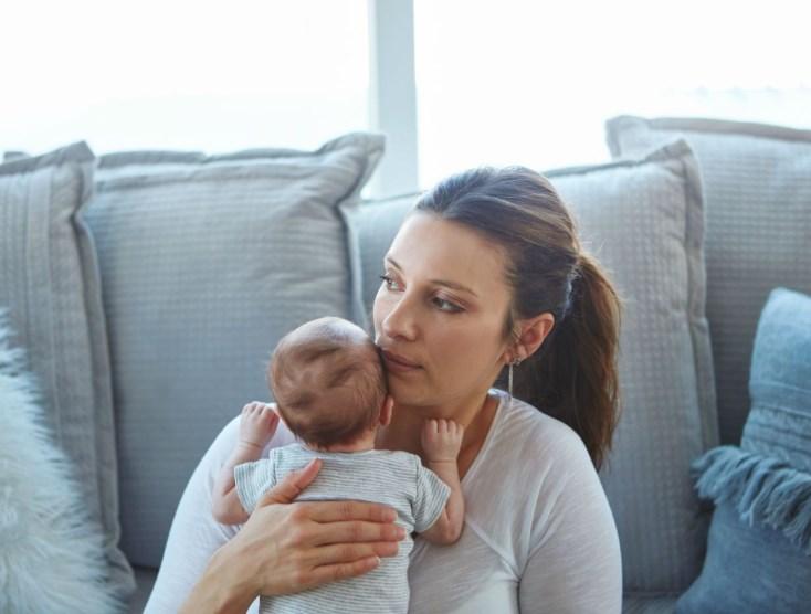 Как родить спокойного малыша?