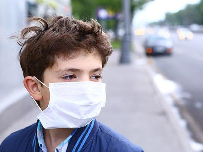 Загрязнения воздуха могут вызывать тревожные расстройства у детей