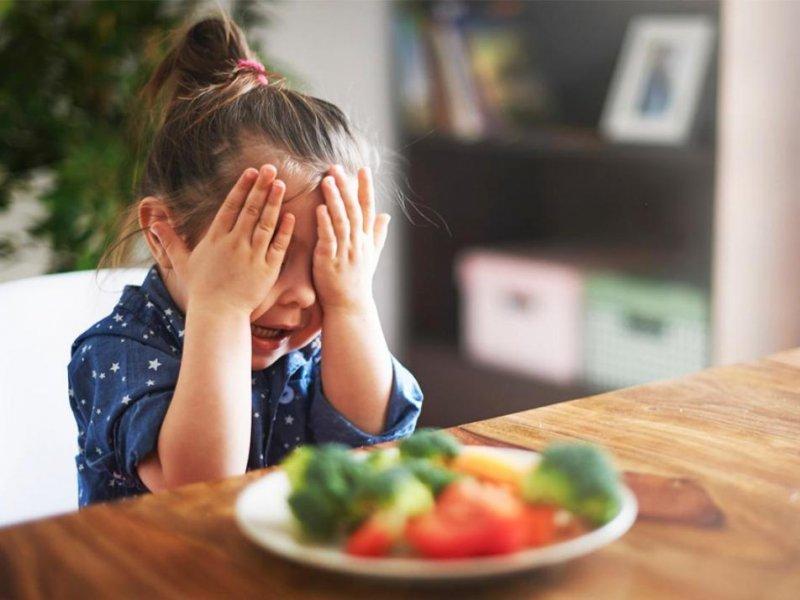 Врачи не считают веганскую диету безопасной для детей