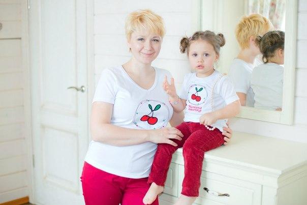 Компания Море Маек: футболки мама и дочь, прикольные кружки с печатью по доступной цене