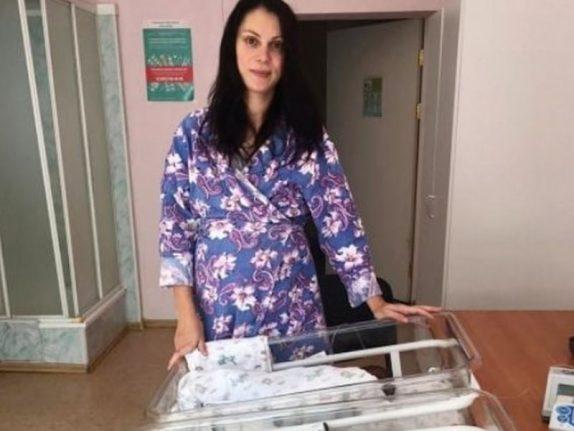Жительница подмосковного города Химки родила третью двойню подряд