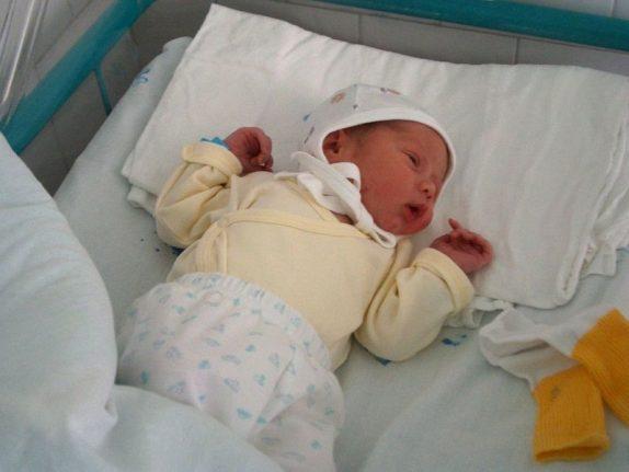 В Санкт-Петербурге спасли новорожденного благодаря аппарату ЭКМО