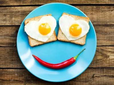 Врачи рассказали, какое отношение имеет завтрак к зачатию ребенка
