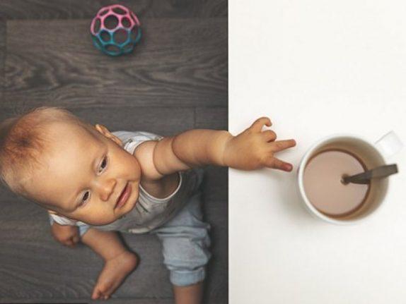 Тысячи детей продолжают обжигаться чаем и кофе