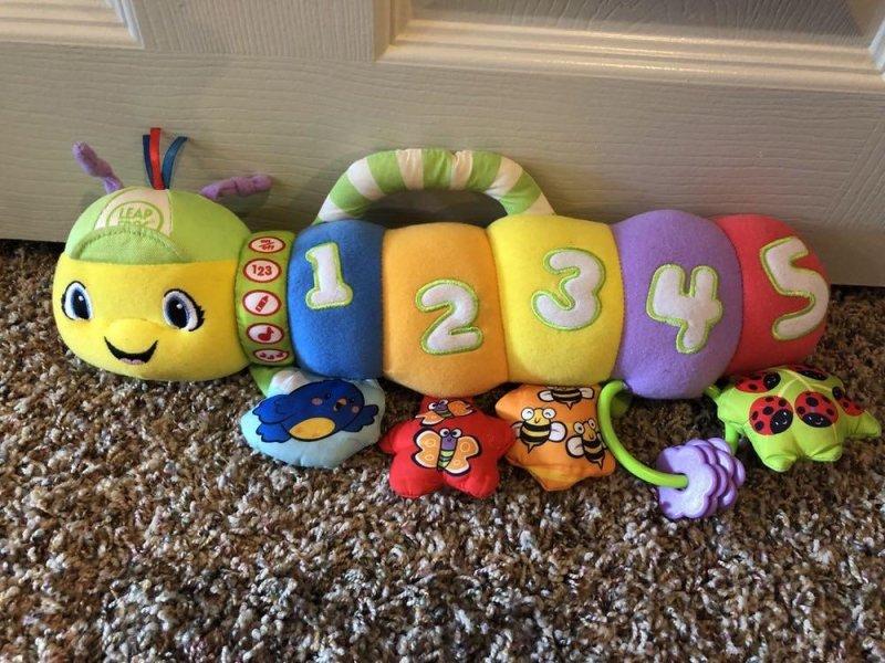 Дети понимают счет, еще не зная цифр