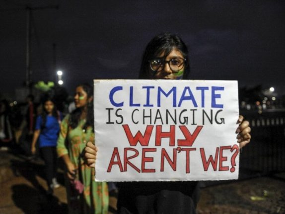 Дети во всем мире уже страдают от изменений климата