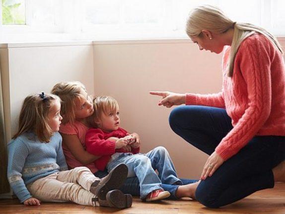 Дети строгих матерей чаще вырастают алкоголиками