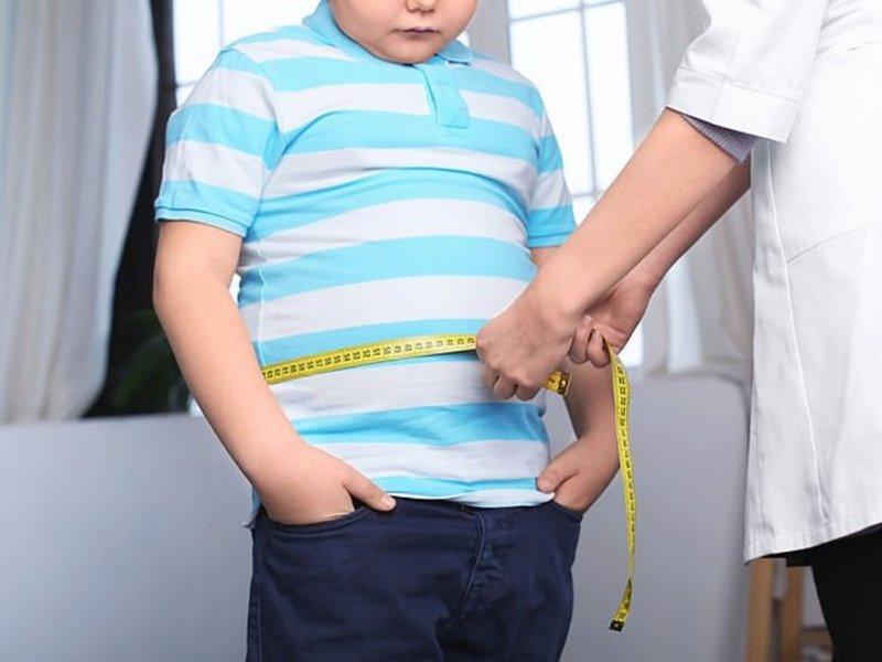 У детей с ожирением мозг поврежден
