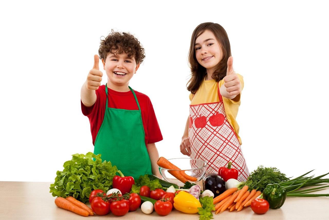 Правильное питание для ребенка. Примерное меню на каждый день