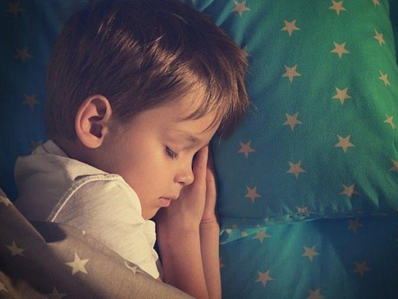 Качество сна ребенка покажет анализ крови